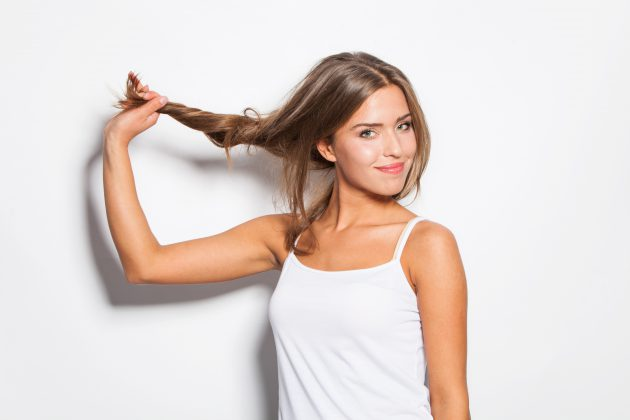 Vitaminas para la caída de cabello