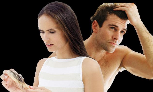 especialistas en caida de cabello